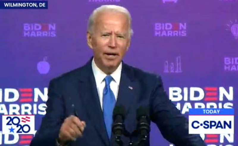 Biden on court-packing: Voters don't deserve to know