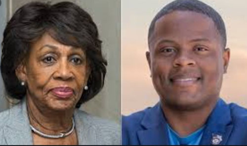 Maxine Waters lives outside her district, challenger says