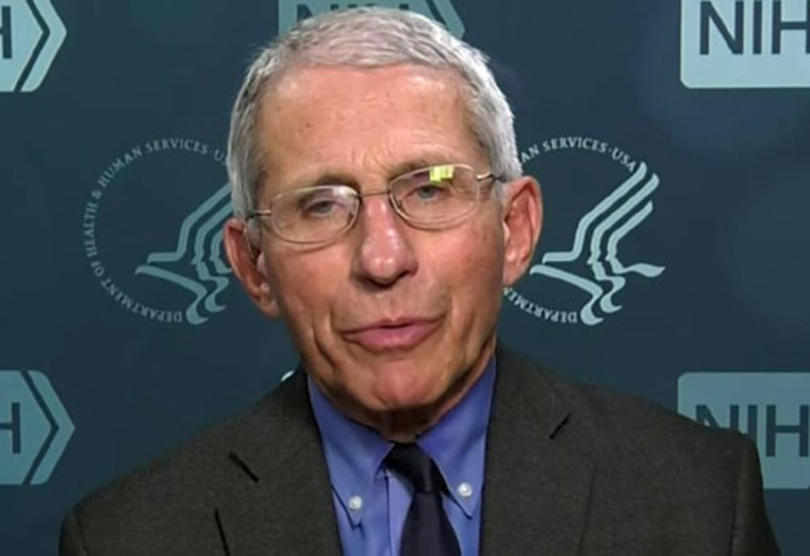 Americans should consider canceling Thanksgiving, Fauci says