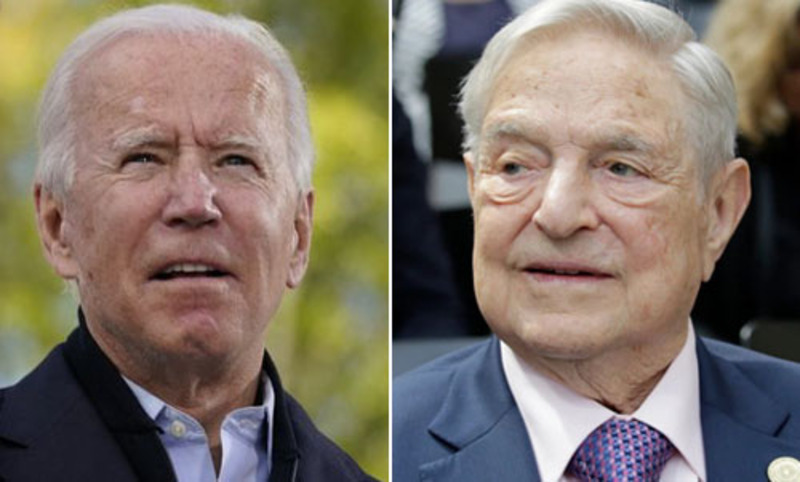Soros radicals thrive in Biden's corrupt political orbit
