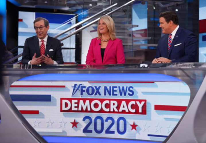 Bye-bye Fox News: Core viewers tuning out