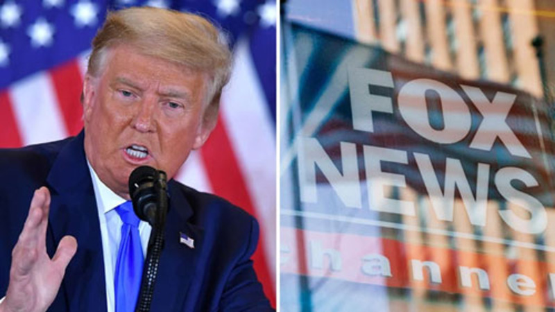 Trump 'plans to wreck' Fox News, report says