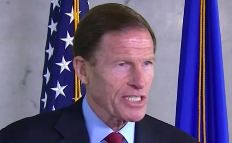 Blumenthal: Big Tech not censoring conservatives enough