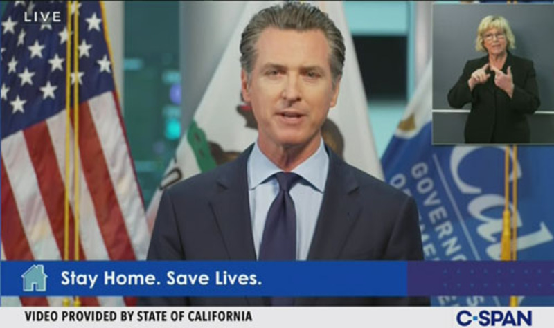 Newsom's night out: Party of 22, no masks or distancing