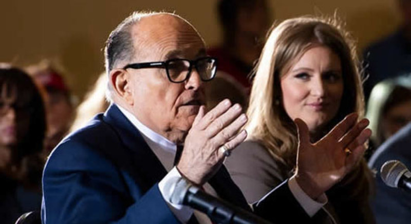Who is Rudolph William Louis Giuliani?