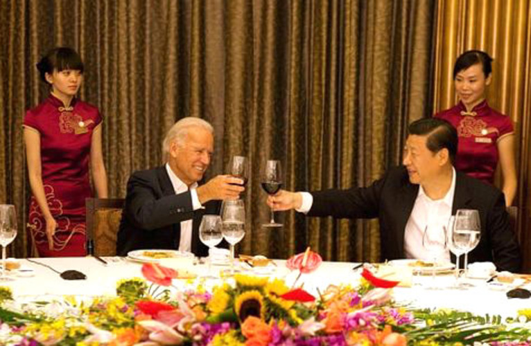 Biden is 'Old Friend' China has proclaimed it can rely on