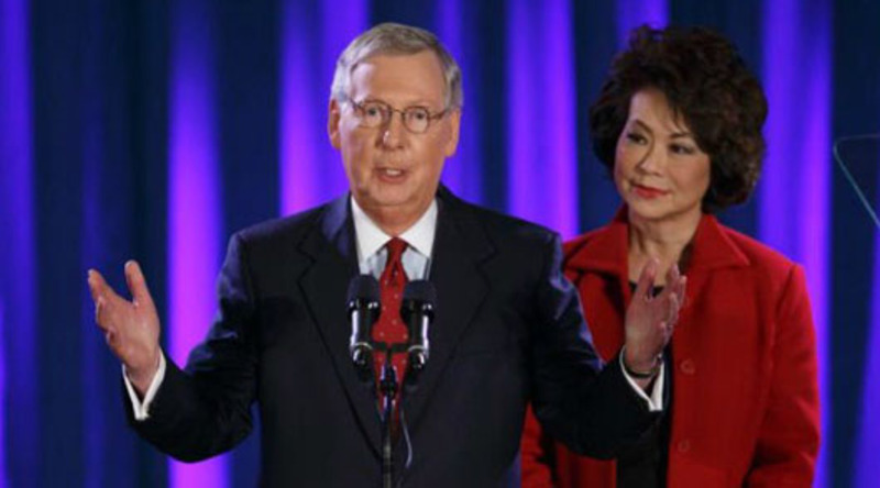 Flashback: McConnell sister-in-law named to CCP bank board