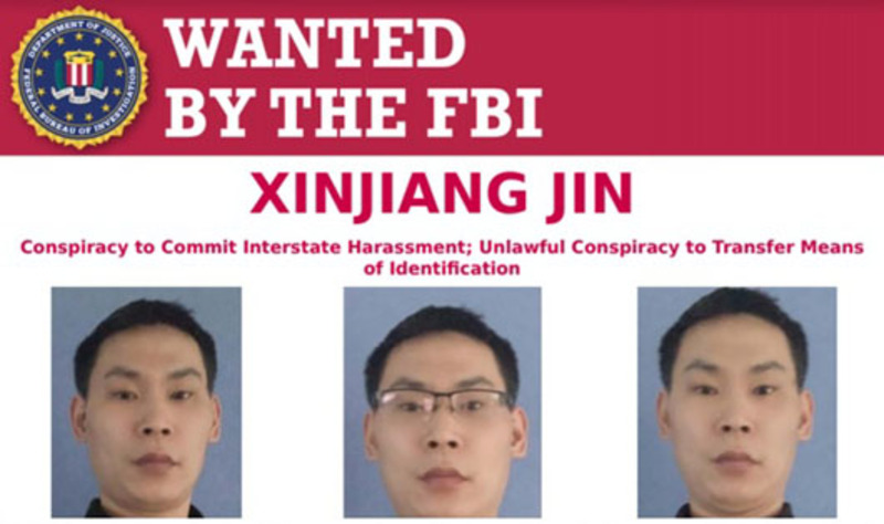 Feds nab Chinese national for disrupting online protests