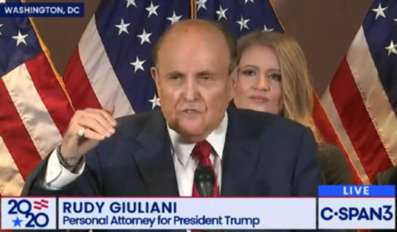 Giuliani: 'Going to be shocking' when country wakes up
