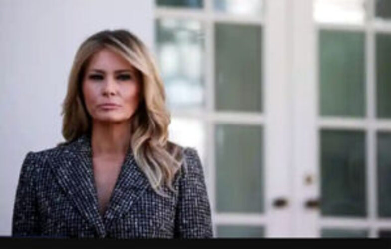 Statement by First Lady Melania Trump: 'Every day let us remember that we are one Nation under God'