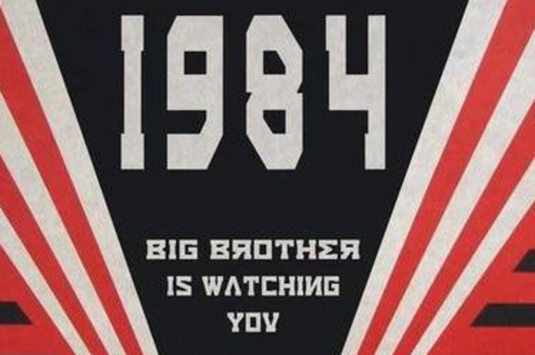 '1984' is top-selling book on Amazon