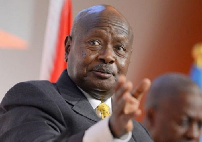 Uganda president shuts down Twitter and Facebook