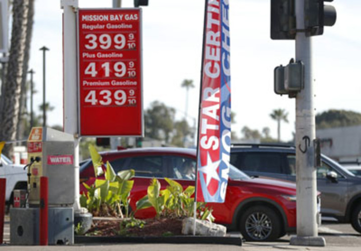 Biden war on energy felt at the pump: Gas prices up 18 percent