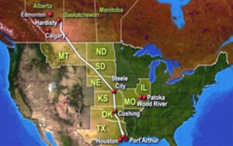 Keystone to 'Brave New World' on both sides of Canadian border