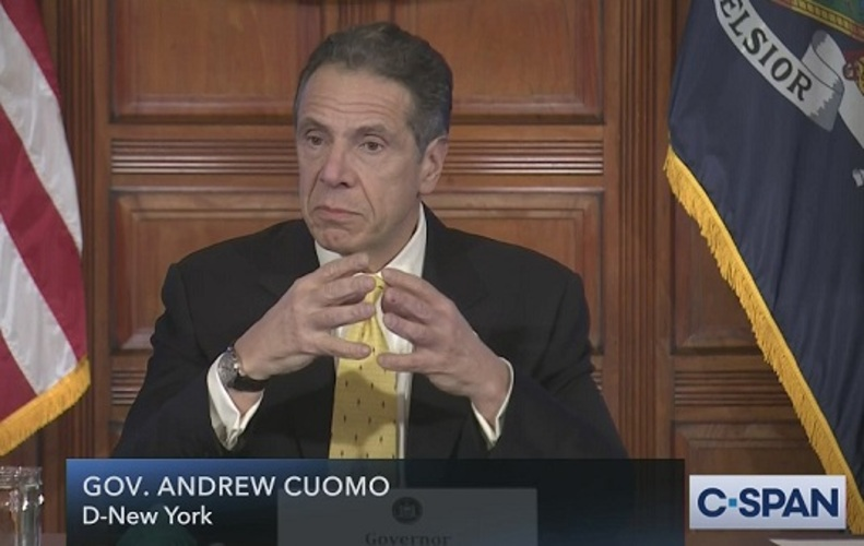 Media hacks who fawned over Cuomo change their tune