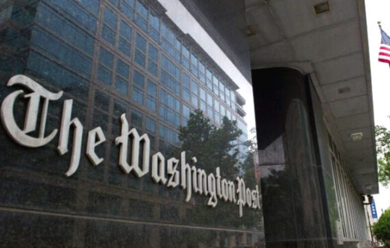 Washington Post follows leftist media's 'deceitful playbook'