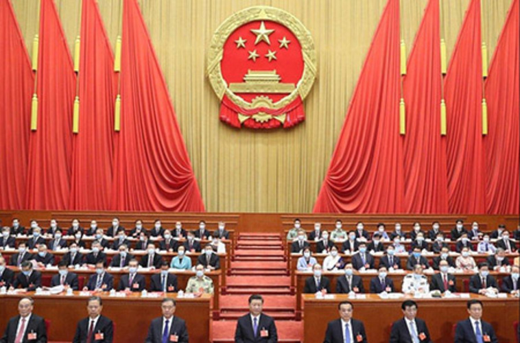 China's 'Congress' aims for great high tech leap past U.S.