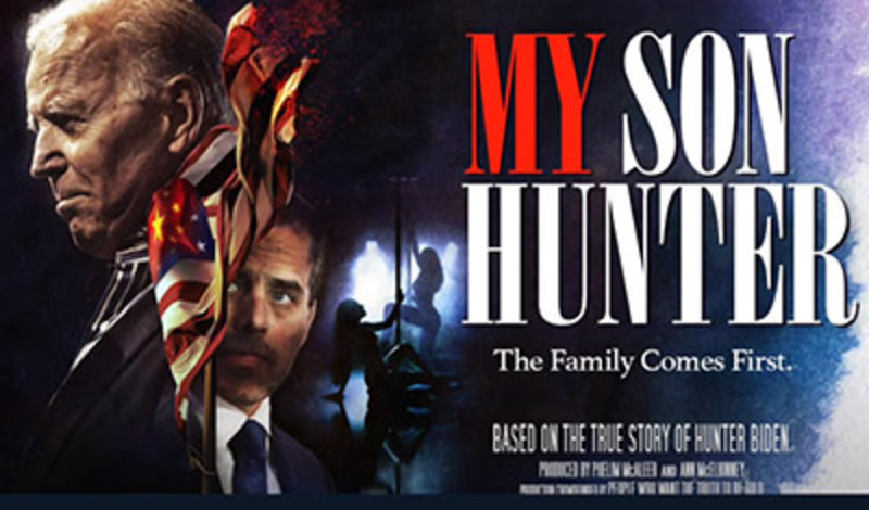 Producers: 'My Son Hunter', a true crime movie, coming soon