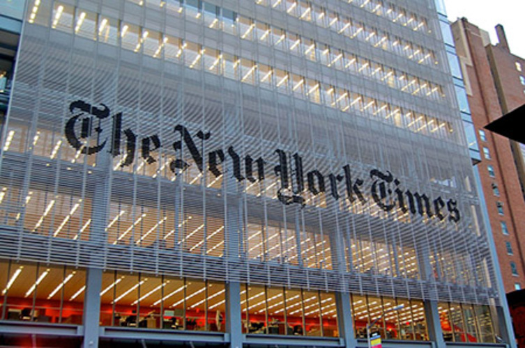 'Actual malice': Judge rules against NY Times in Veritas case