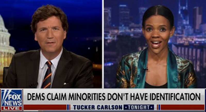 Candace Owens explains Left's 'bigotry of low expectations'