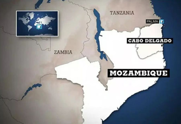 ISIS attacks town near LNG site on Mozambique's coast