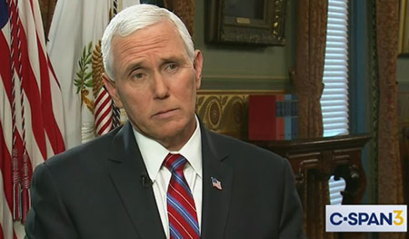 Will Pence mention events of Jan. 6 in his book?