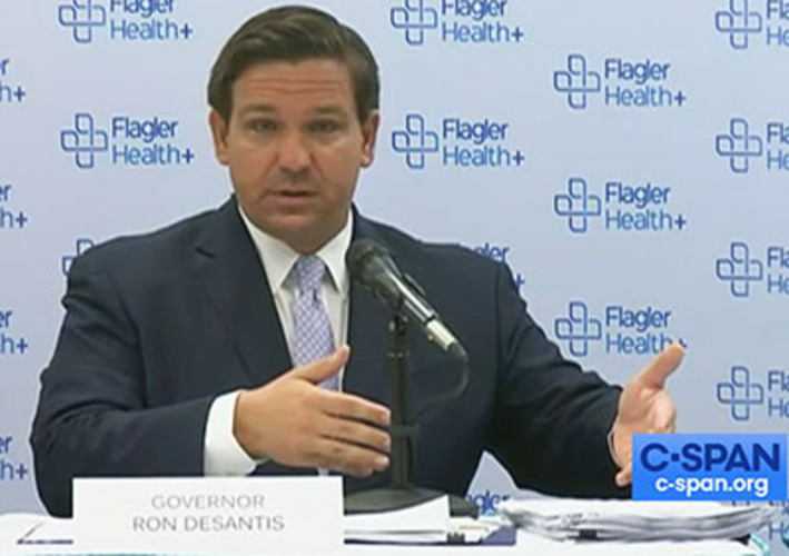 Florida Gov. DeSantis slams Big Tech 'council of censors'
