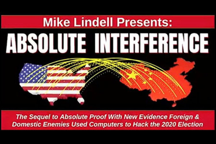 Lindell's 'Absolute Interference' can't be dismissed