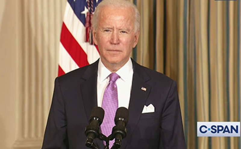 Congressman: 100 Biden failures in 1st 100 days