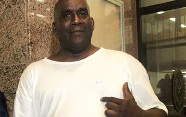 Big Media voting rights hero is arrested for illegal voting