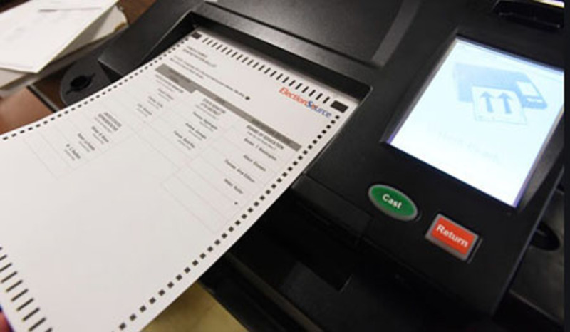 'Problematic' work being done on Mich. voting machines