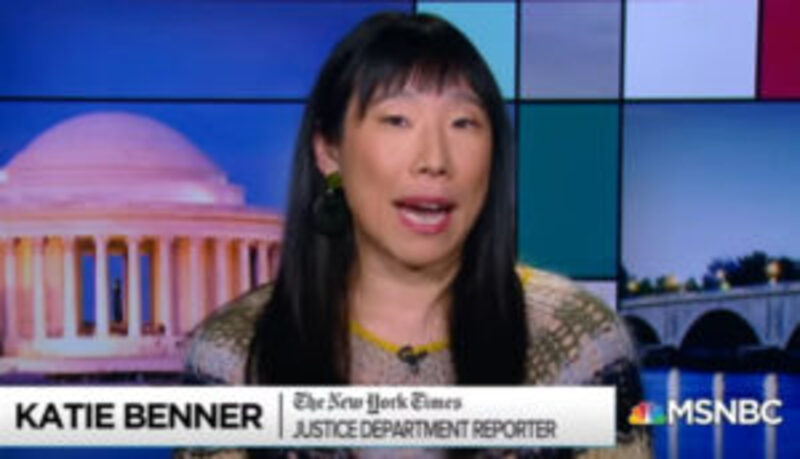 Anti-Trump NY Times reporter was CCP-paid columnist