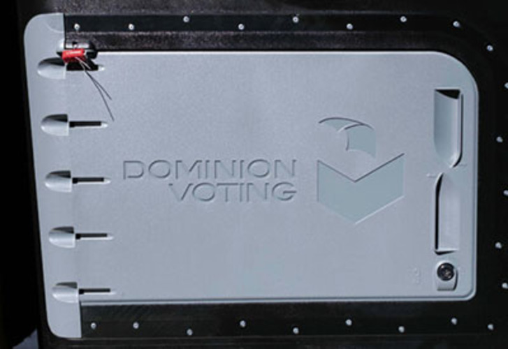Dominion sues media as Lindell opens symposium