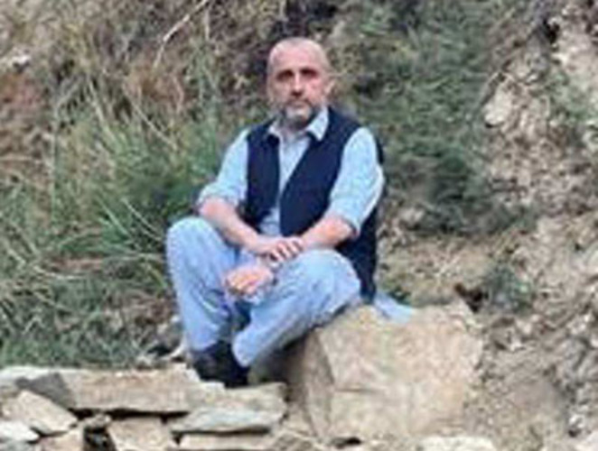 Meanwhile from Panjshir Valley: 'I fight on'