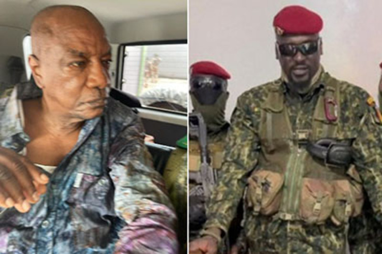 Guinea president arrested over rigged 2020 election