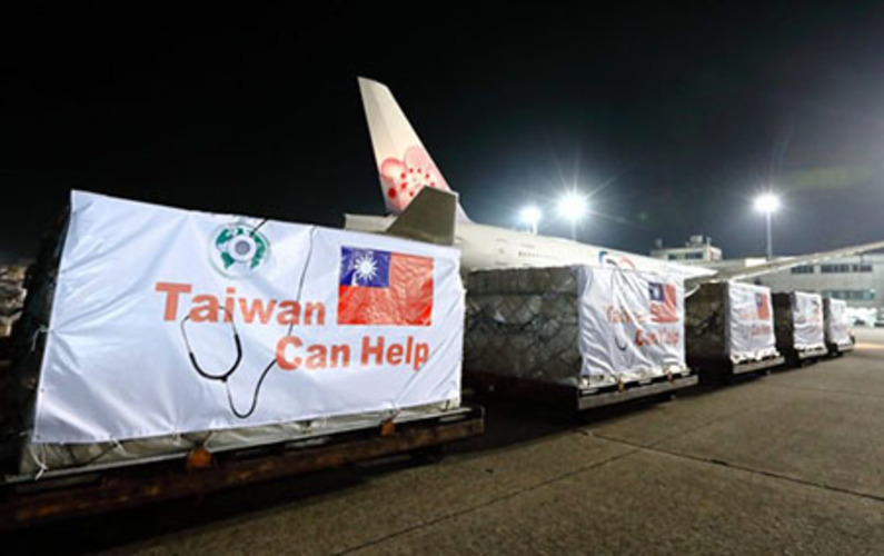 More robust UN system needs Taiwan to help with pandemic