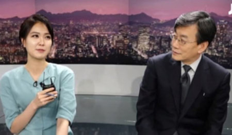 Press not free in once-democratic South Korea
