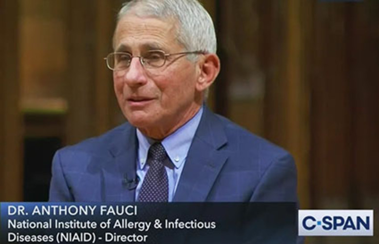 Fauci manifesto: Americans must 'give up' individual rights