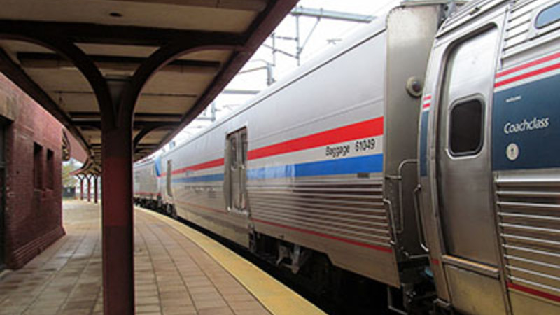 Reports: Amtrak train crews join 'mass sickout'
