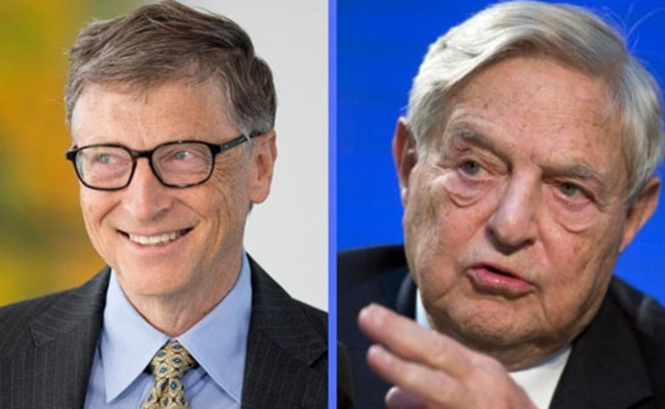 George Soros and Bill Gates certified Georgia's 'first statewide audit'