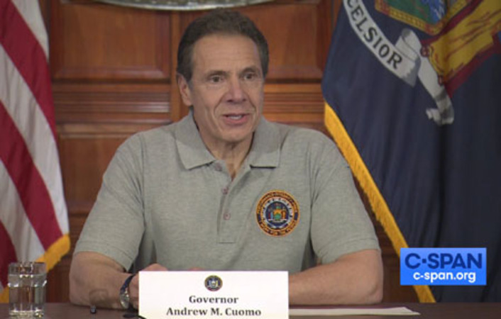 Cuomo, who banned fans from football games all year, now wants to attend Buffalo playoff game