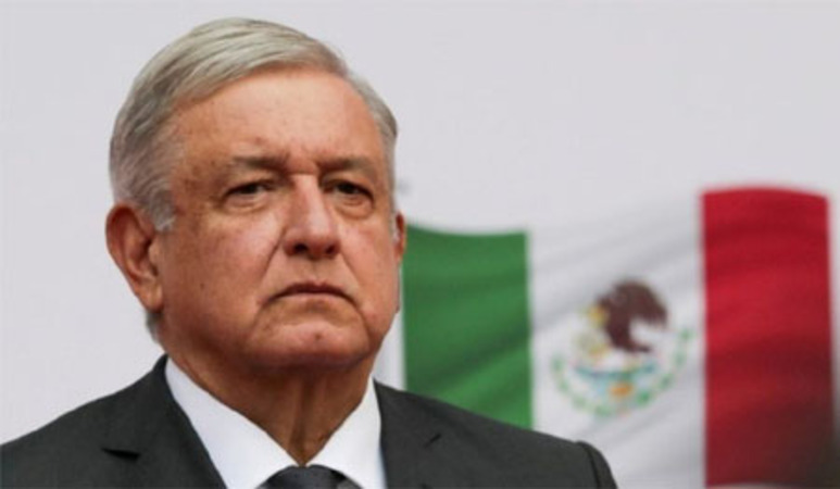 Mexico's president: Global effort needed to rein in Big Tech