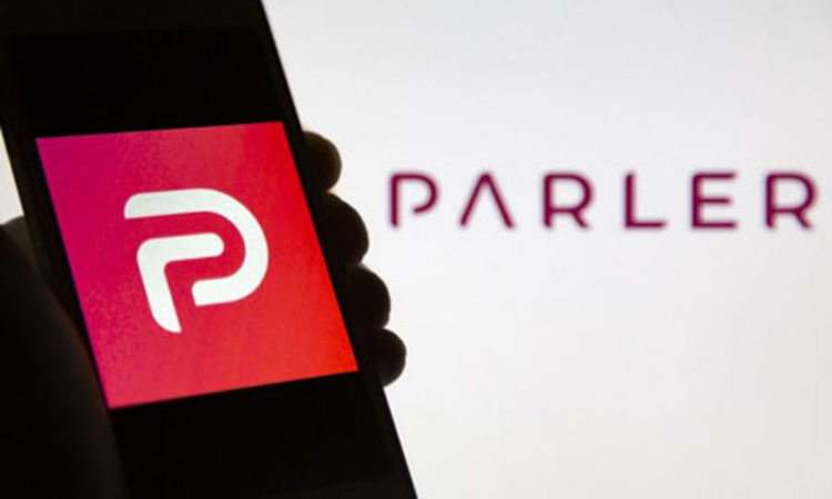 Free of 'big tech platform': Parler back with its own servers