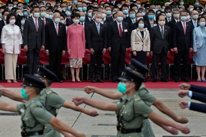 What total communist control looks like in new Hong Kong