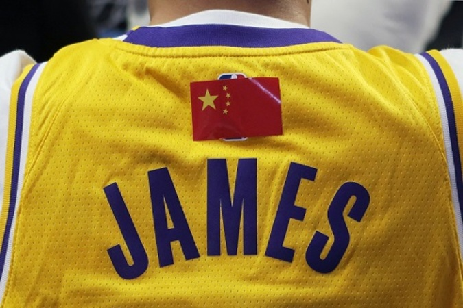 Woke NBA silent on China court's homosexuality ruling