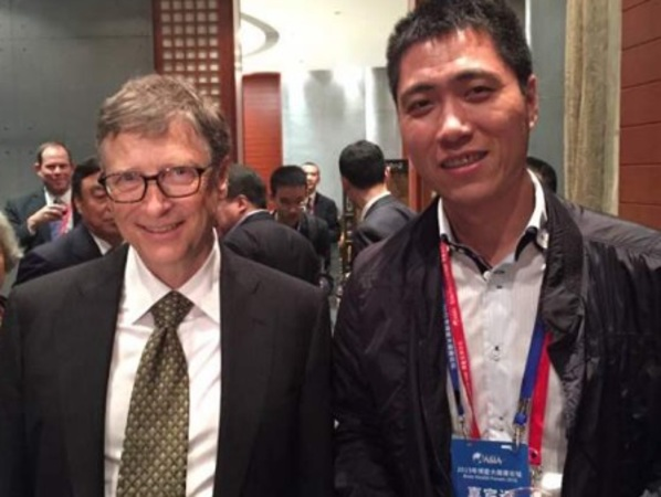 Bill Gates tied to Chinese firm 'mining' Americans' DNA
