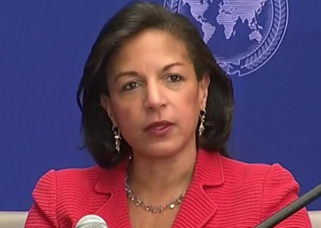 Susan Rice put in charge of expanding mail-in voting