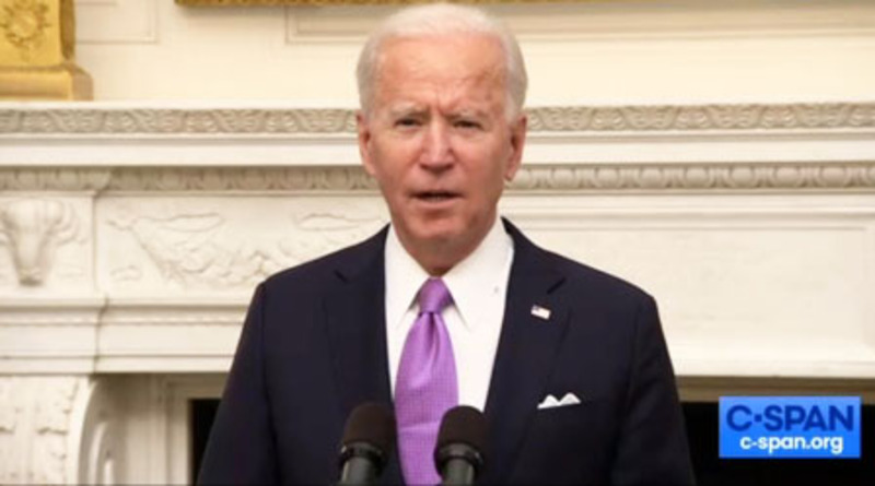 Introducing the 'Biden Jim Crow on steroids Voter Act'
