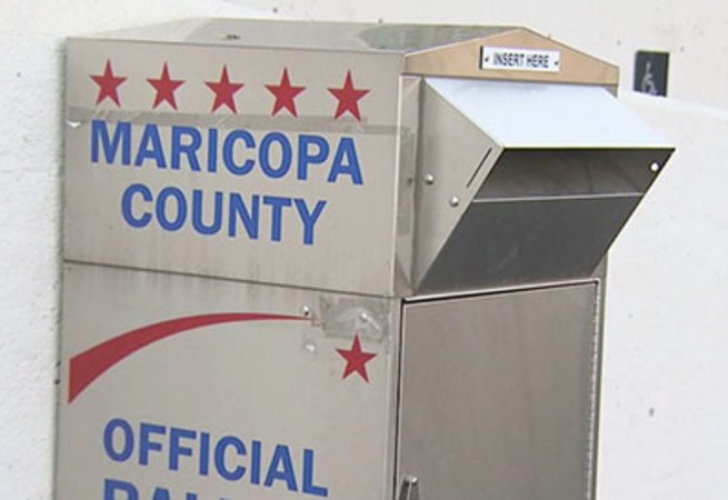 More panic in Maricopa: Threats to sue ballot auditors