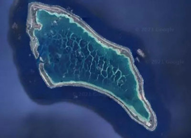 China rebuilding strategically located Pacific airstrip